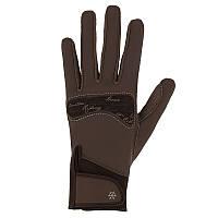 Перчатки утепленные для верховой езды Kipwarm Fouganza