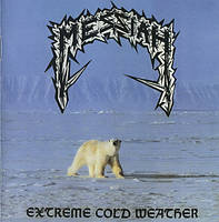 CD 'Messiah -1987- Extreme Cold Weather'