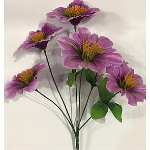Искусственные цветы.Искусственный дешевый,Ритуальный букет., фото 2
