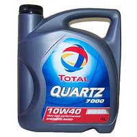 Олива моторна TOTAL QUARTZ 7000 Energy 10W40 Diesel 4л.