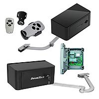 Комплект важільного приводу DoorHan ARM-320PRO (Black / White)