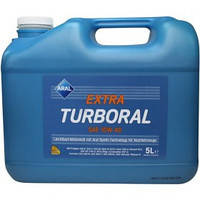 Моторное масло Aral Extra Turboral 10W-40 5L