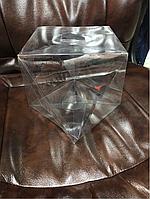 Упаковка из пластика. 13,5х13,5х16см