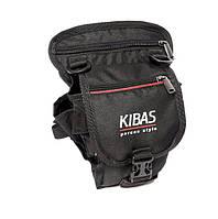 Сумка-разгрузка на бедро KIBAS Perca style red Stream (KS10232)