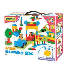Конструктор Міні блоки у великій коробці Mini Blocks Wader