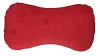 Подушка автомобильная подголовник RED, фото 1