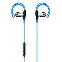 Беспроводные наушники Romix S2 Sport Wireless Headphone Blue-Black