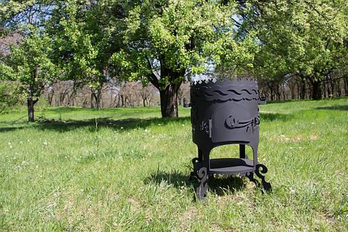 """ПК """"ОГОНЬ"""" - шедевры из металла для дома и сада. Официальный сайт производителя."""