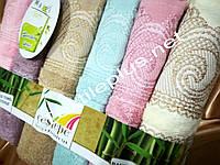 Бамбуковые полотенца Cestepe 70*140 Турция