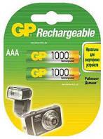 Аккумулятор ААА GP 1000mAh