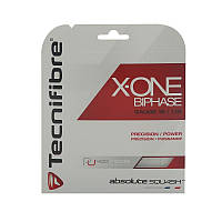 TECNIFIBRE X-one Biphase 1.18 Squash Strings - Red