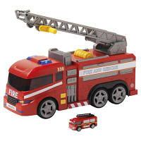 Пожарная машина\Rapid rescue fire engine Carousel Великобритания!