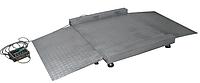 Весы наездные (с пандусами) ТВ4-600-0,2-Н(1250х1500)-S-12е, НПВ: 600 кг СТАНДАРТ