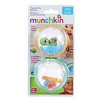 """Munchkin. Игрушка для ванной """"Плавающие пузырьки: пингвин/черепаха"""" (011584)"""