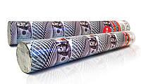 Хлопушки пневматические с сувенирными долларами 40 см Харьков