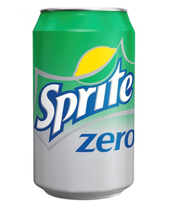 Ізотонічний напій Sprite - Zero (330 мл)