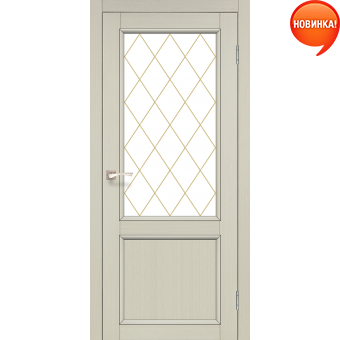 Межкомнатные двери Корфад CLASSICO Модель: CL-02
