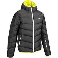 Куртка лыжная Slide 300 Wed'ze мужская, черная