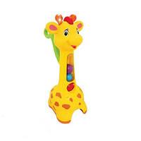 """Kiddieland. Игрушка-каталка """"Аккуратный жираф"""" (052365)"""