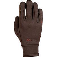 Перчатки для верховой езды Roeckl Warwick Polartec Roeckl коричневые
