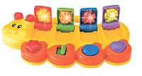 """B kids. Развивающая музыкальная игрушка """"Гусеница"""", 18мес+ (7605)"""