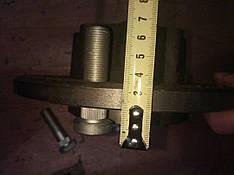СТУПИЦА КОЛЕСА IVECO DAILY Е2 задняя (без подшипника 1011, со шпильками) (FT24024/7180049)