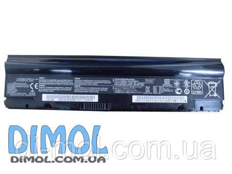 Аккумулятор для ноутбука Asus Eee PC A32-1025 5200mAh Black 10.8V