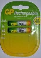 Аккумулятор ААА GP 700mAh (1 шт.)