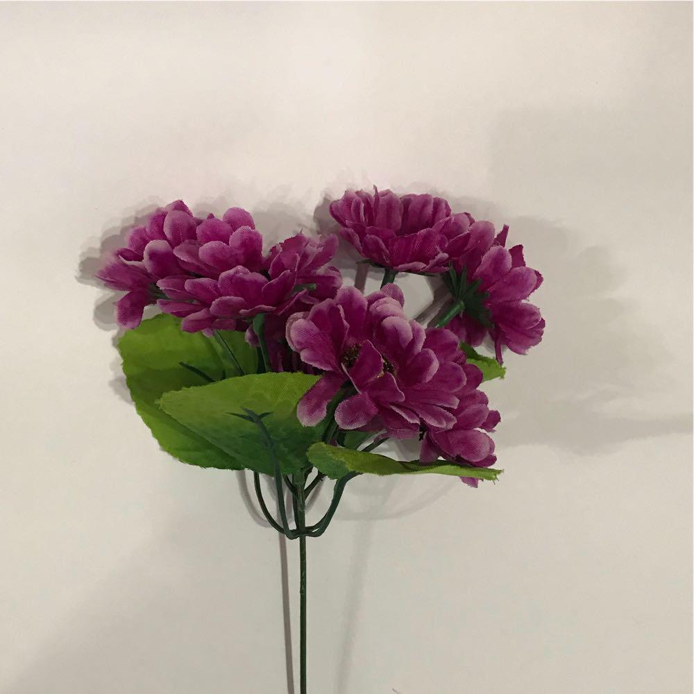 Искусственные цветы. Искусственная ромашка для заливки.
