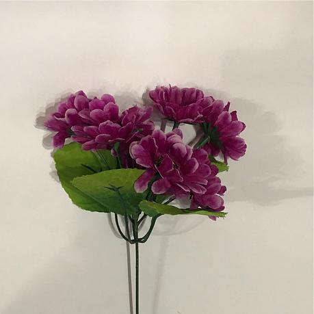 Искусственные цветы. Искусственная ромашка для заливки., фото 2