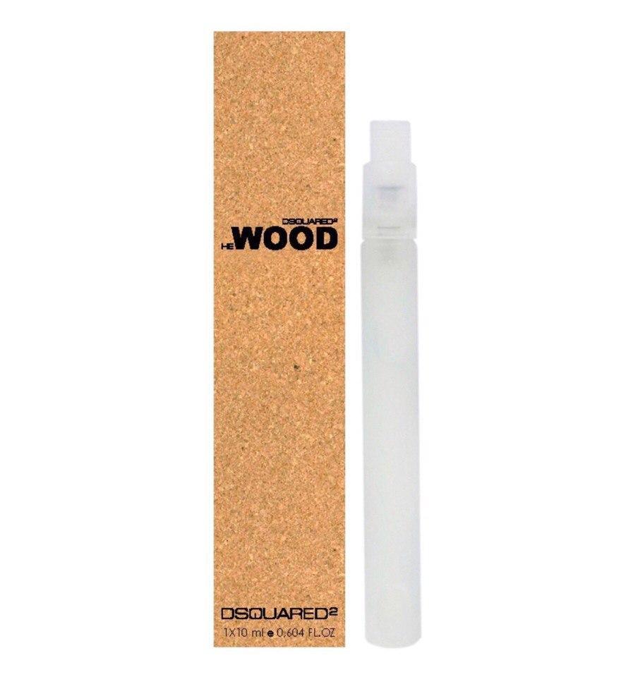 Мини парфюм Dsquared 2 He Wood мужской - 10 мл