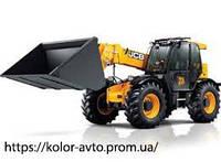 Акриловая автоэмаль 2K PAINTERA TOPCOAT JCB Yellow(Желтая) 0.75L