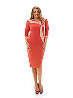Платье большего размера , фото 1