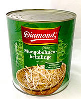 Ростки бобов мунг (маш) Diamond 2900 г
