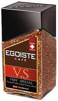 Кофе Эгоист Egoiste V. S. цельнозерновой растворимый 100 гр