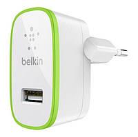 Зарядное устройство Belkin USB 2100mA White (F8J052cwWHT)
