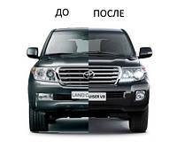 Обвес рестайлинговый Toyota Land Cruiser 200