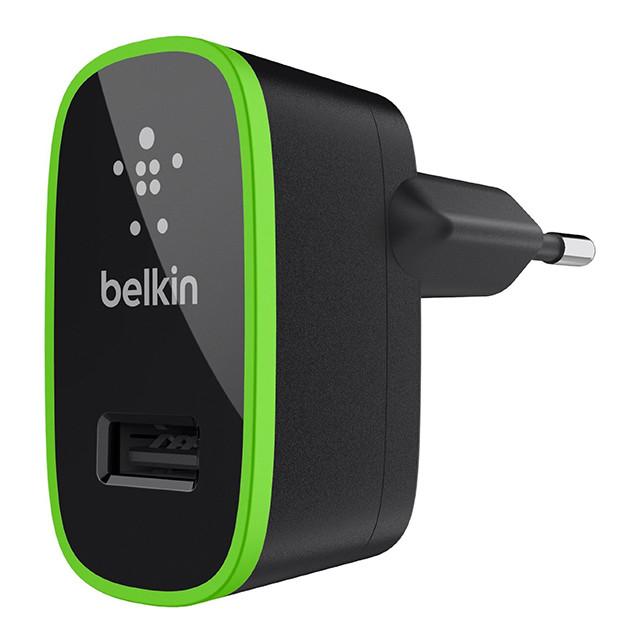 Зарядное устройство Belkin USB 2100mA Black (F8J052cwBLK)