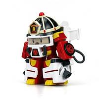 Robocar. Рой трансформер 15см+костюм астронавта, 3года+ (83313)