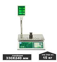Весы торговые Jadever JPL 15K LCD, фото 1
