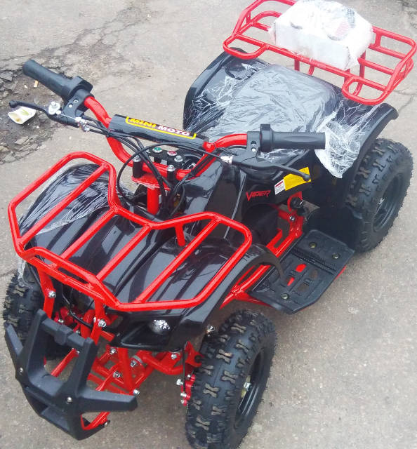 Помогите с мотором на VIРER EATV 90505