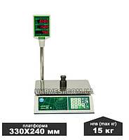 Торговые весы Jadever JPL 15K LED