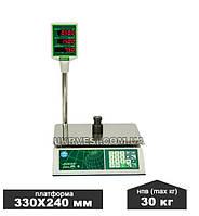 Весы торговые Jadever JPL 30K LED