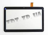 Сенсорный экран к планшету Bravis NB106 247*155мм 51 pin