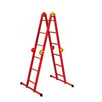 Лестница-трансформер ELKOP М4х3 (4*3сх. 0,9-3,3м) (Бесплатная доставка!)