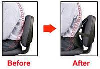 Упор массажный для спины Оптом : подходит в офисное кресло и в авто