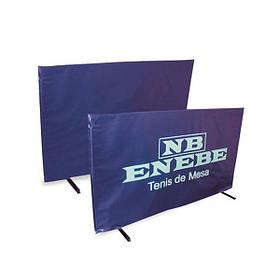Разделительное ограждение для проведения турниров ENEBE VALLA AZUL
