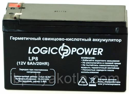 Logicpower 8Ah 12V (LP12-8)
