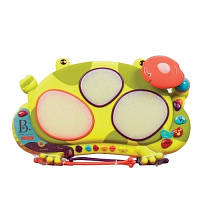 Battat.  Музыкальная игрушка – КВАКВАФОН (свет, звук) (BX1389Z)