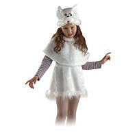 Маскарадный костюм меховой Кошка (размер L), фото 1